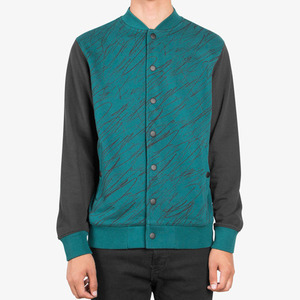 Dope Concentric Bomber (Dark Teal)