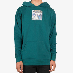 Dope Compton Pullover (Dark Teal)