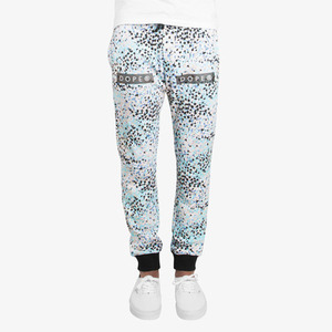 Dope Seurat Sweatpants (Dark Teal)