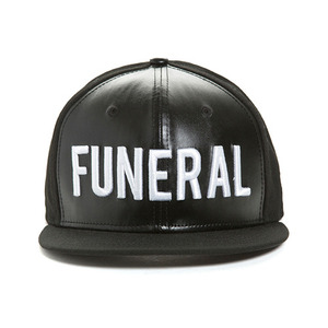 [Special Project] BLACK SCALE FUNERAL NEW ERA SNAPBACK