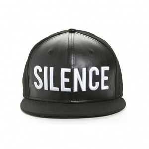 [Special Project] BLACK SCALE SILENCE NEW ERA SNAPBACK