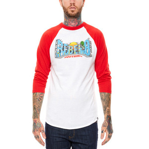 REBEL 8 BACKLOT Raglan