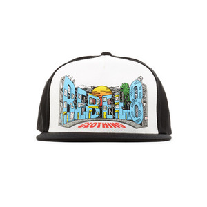 REBEL 8 BACKLOT Snapback
