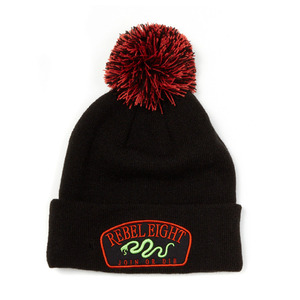 REBEL 8 JOIN OR DIE POM BEANIE