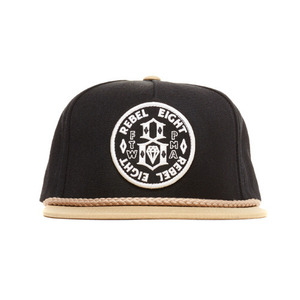 REBEL 8 ODDS BADGE SNAPBACK