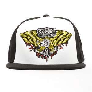 REBEL 8 BOMBERS SNAP BACK