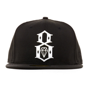 REBEL 8 LOGO NEW ERA