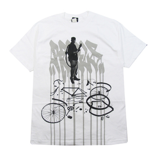 REBEL 8 BROKEN DOWN Mens Tee [1]