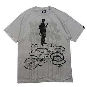 REBEL 8 BROKEN DOWN Mens Tee [2]