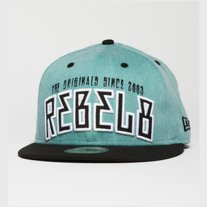 REBEL 8 YESTER YEARS NEW ERA