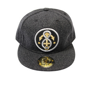 REBEL 8 HURRICANE NEW ERA CAP