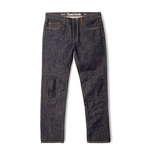 CROOKS & CASTLES Denim Pants - All-Day Core (Raw Indigo)