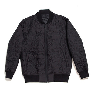 50%saleBLACK SCALE GHOST CAMO FLIGHT JACKET (BLACK)