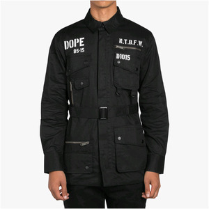 DOPE Standard Issue M65 (Black)