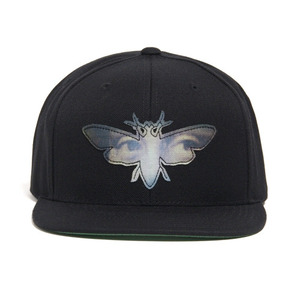 BLACK SCALE Abduction Snapback (Black)