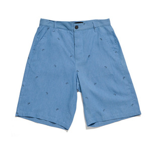 BLACK SCALE NICKELL (Blue)