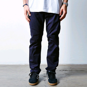 RUSTIC DIME SLIM FIT 5-POCKET CHINO (NAVY)