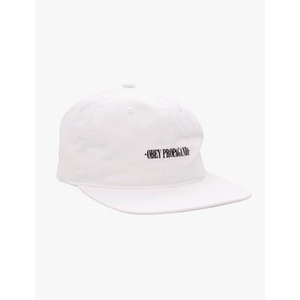 OBEY WESTWOOD HAT WHITE