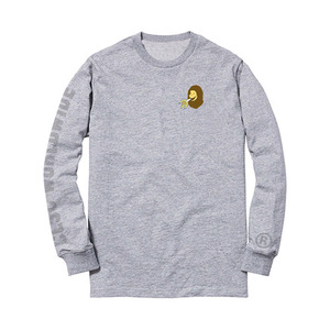 CLSC A BATHING GEORGE L/S (Ath. Heather)
