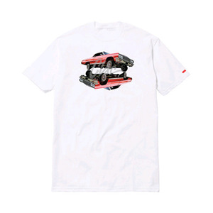 CLSC SWITCHES T-SHIRT (White)