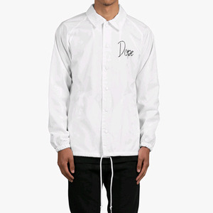 DOPE Worldwide Tour Coaches Jacket (White)
