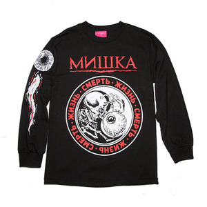 MISHKA Life Cycle Long Sleeve (Black)