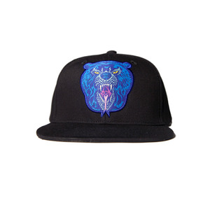 MISHKA Lamour Death Adder Snapback (Black)