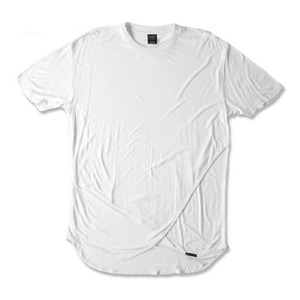 CROOKS & CASTLES Men's Knit Layered Crew T-Shirt - Status (White)