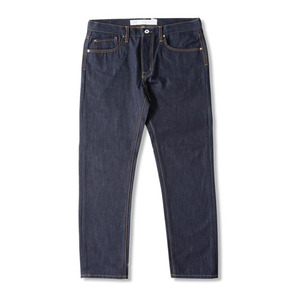 CROOKS & CASTLES Men's Woven Denim Pants - Outlaw Core (Raw Indigo)