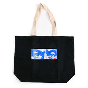 OBEY THE WATCHER TOTE (BLACK)