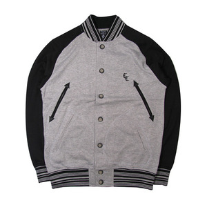 Crooks&Castles COLLEAGUE FLEECE VARSITY JACKET [2][45%SALE]