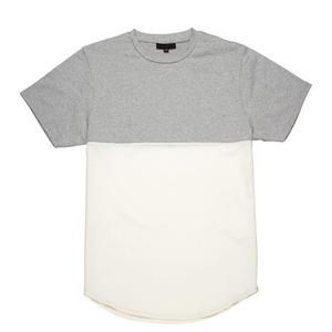 BLACK SCALE Grant T-Shirt (Grey)