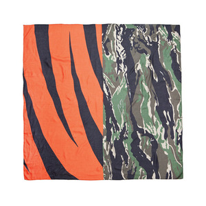 BLACK SCALE Jungle Scarf (Camo)