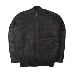 Crooks&Castles DESPERADO MOTO JACKET [1][45%SALE]