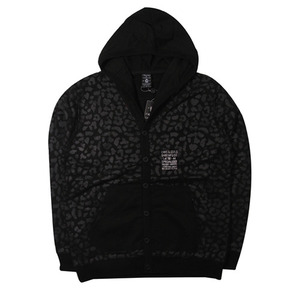 Crooks&Castles SQUADRON HOODED CARDIGAN [1][45%SALE]