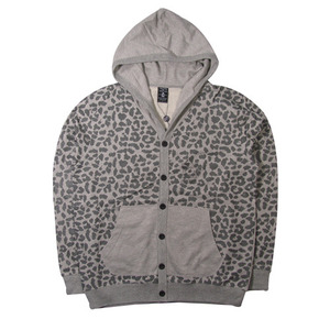 Crooks&Castles SQUADRON HOODED CARDIGAN [2][45%SALE]
