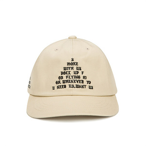 HOUNDVILLE ROLL UP ballcap beige