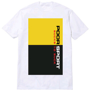 CLSC PS-89 T-SHIRT (White)