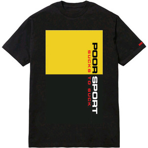 CLSC PS-89 T-SHIRT (Black)