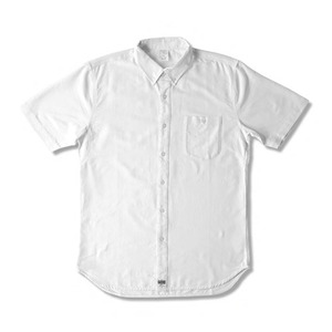 CROOKS & CASTLES  Woven S/S Shirt - Good Fella (White)