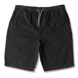 CROOKS & CASTLES  Woven Chino Short - Infinity (Black)