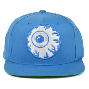 MISHKA Monochrome Keep Watch Snapback (Royal)
