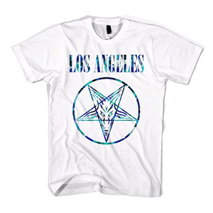 [Special Project] BLACK SCALE Los Angeles RXR QS16 Tee (WHITE)