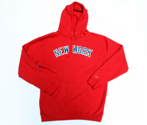 CLSC BANKROLL PULL OVER HOODIE (RED)