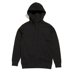 BLACK SCALE TUBULAR PULLOVER (BLACK)
