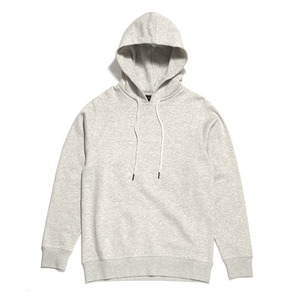 BLACK SCALE TUBULAR PULLOVER (GREY)