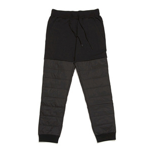 BLACK SCALE SIGIL SWEATPANT (BLACK)