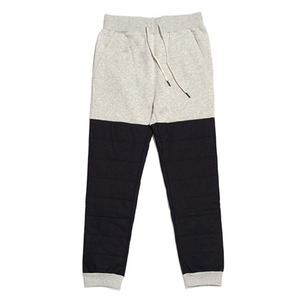 BLACK SCALE SIGIL SWEATPANT (HEATHER)