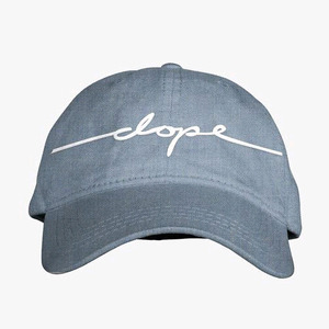 DOPE Cosign Chambray Snapback (Blue)