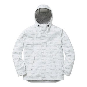 SUPREME 3M® Reflective Repeat Taped Seam Jacket
